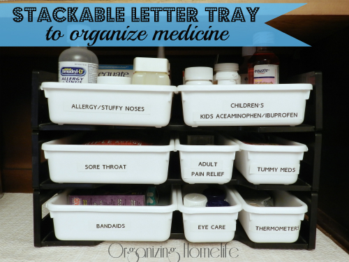 How To Organize Medicine With A Surprisingly Perfect