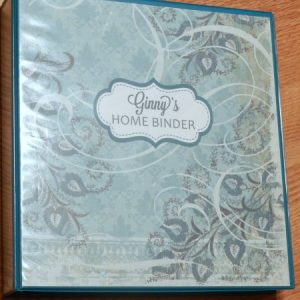 31 Days of Home Management Binder Printables: Day #1 The Cover