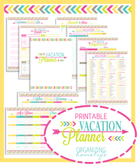 This is a photo of Printable Road Trip Planner in family vacation