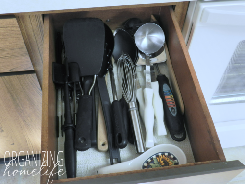 How To Organize Cooking Utensils