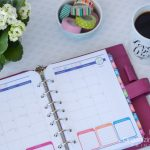Planner 2017 Calendar Month MB