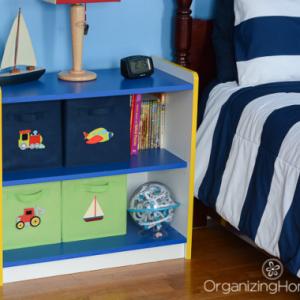 Updating a Little Boy's Room to a Tween Room