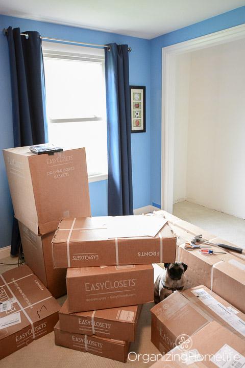 EasyClosets Boxes